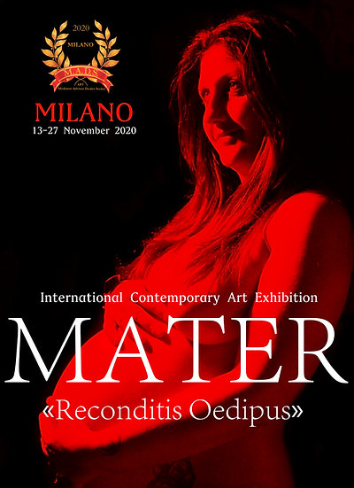 MATER «Reconditis Oedipus» 2020