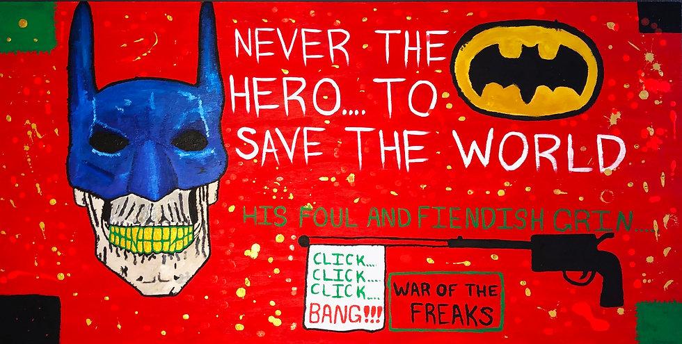 Never hero