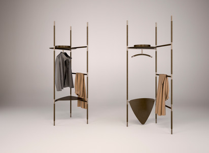 Bench + Hanger