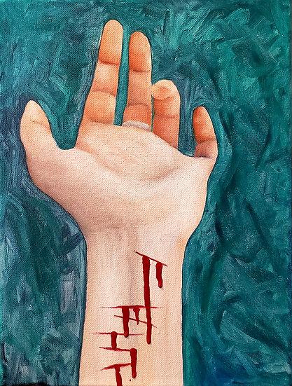 Vengo con la sangre Roja