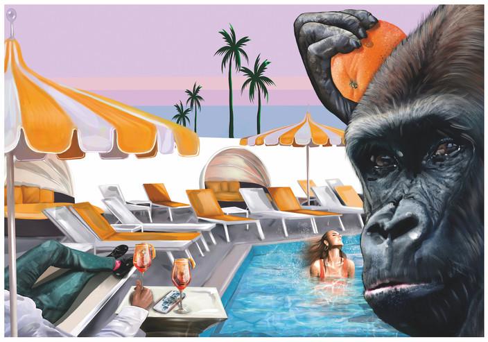 Miami Gorilla Guy