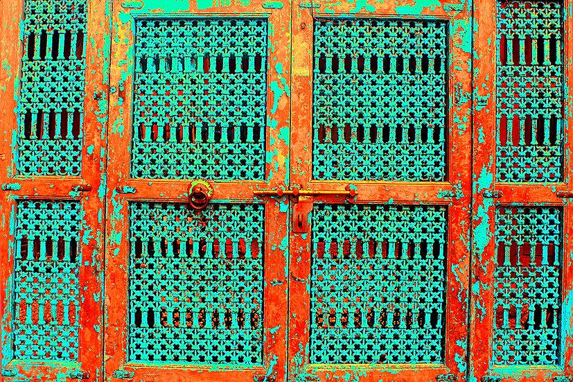 NM old doors