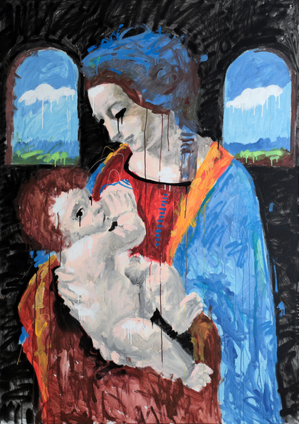 528 years after Madonna Litta