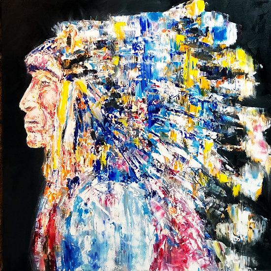 Lakota Chief