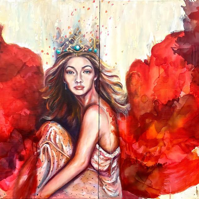 Enthroning