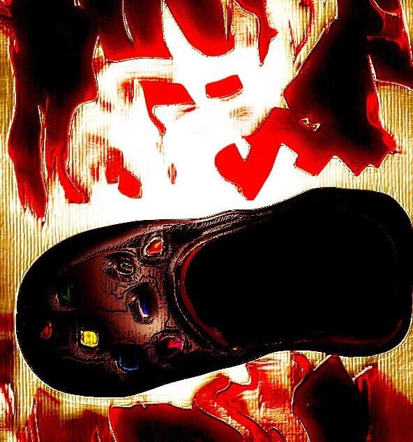 War shoe