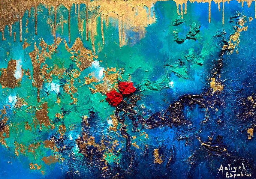 Raindrops on Roses