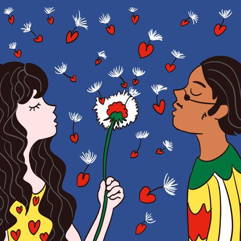 Dandelion of Love