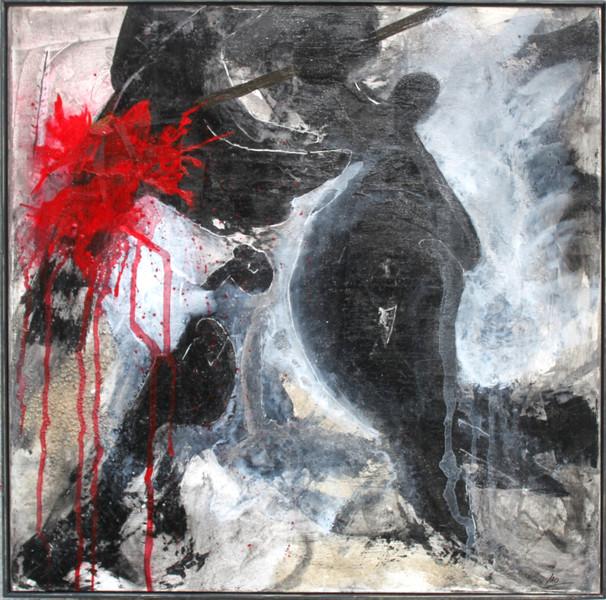 In Fight with the Inner Shadow/Brydningen af en indre skygger