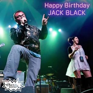 Jack Black birthday