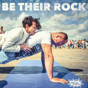 Be Their Rock