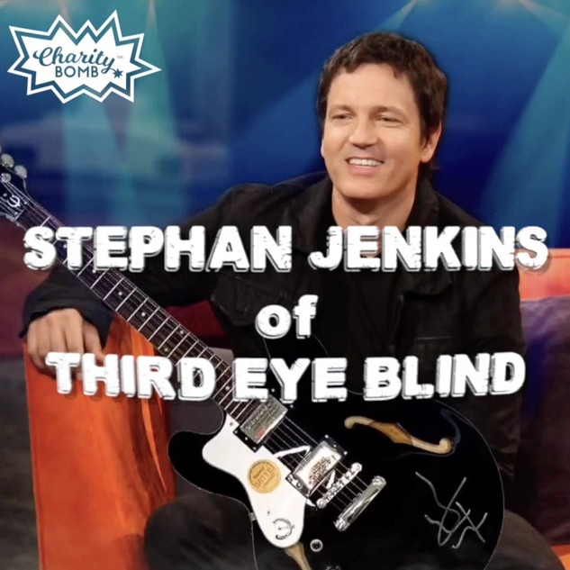 Stephan Jenkins Guitar Auction