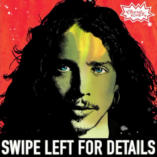 Chris Cornell Auction