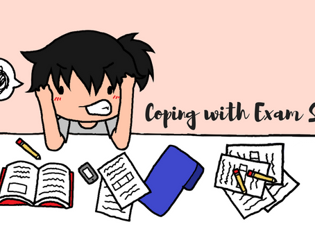 Helping Children with Exam Stress