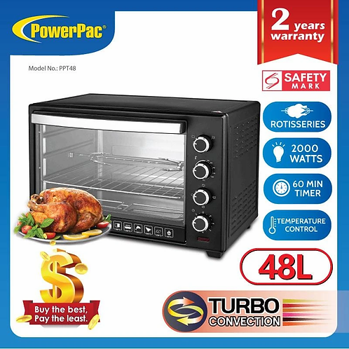 PowerPac 48L Electric Oven