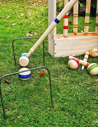 Juego de Croquet adulto
