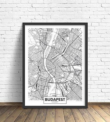 Mapas Ciudades (17 ciudades disponibles) / Desde 20.000 c/u