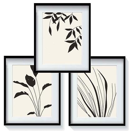 Xilografías minimal  / (3 diseños disponibles) Desde 20.000 c/u