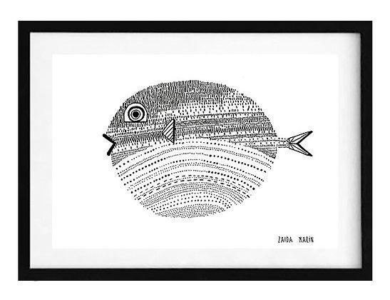 Pez Fugu / Desde 40.000