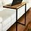 Thumbnail: Mesa lateral fierro y madera