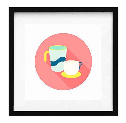 Tondo taza mug / Desde 20.000