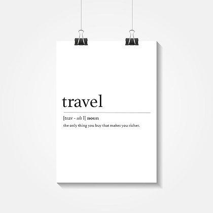 Print Frases / Diseño a elección
