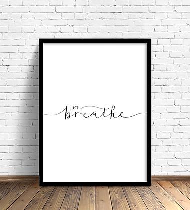Just breathe / Desde 25.000