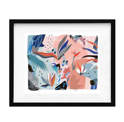 Paisaje abstracto/Desde $20.000