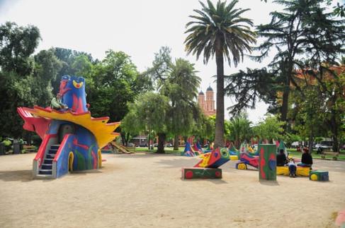 Parque Barrios Brasil