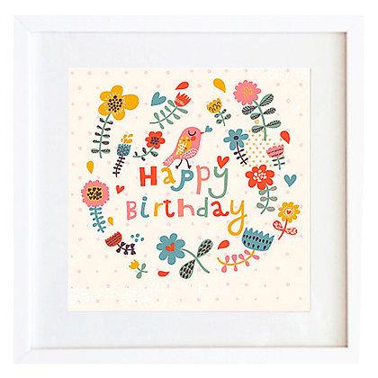 Personalizable - Happy birthday / Desde 20.000