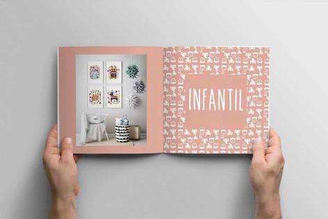 Catálogo para Papel Ilustrado
