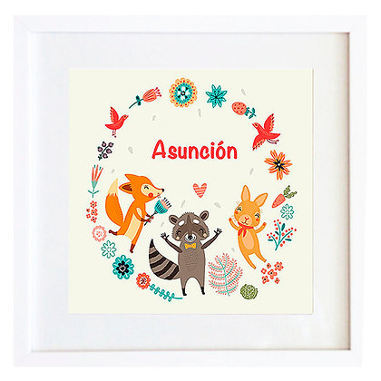 Personalizable - 3 animales / Desde 20.000
