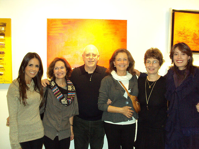 Exposición en Jaditte Gallery, Nueva York