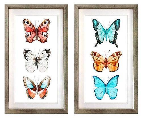 Mariposas en línea (4 diseños disponibles) / Desde 26.000 c/u