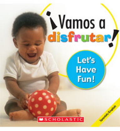 ¡Vamos a disfrutar! Let's have fun!