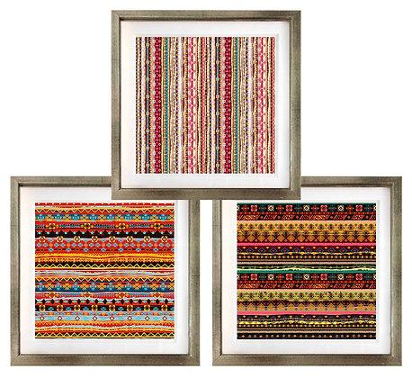 Géneros orientales (3 diseños disponibles) / Desde 20.000 c/u