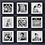 Thumbnail: Cuadro con fotos 25x25