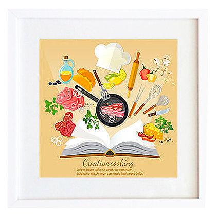 Cocina creativa / Desde 20.000