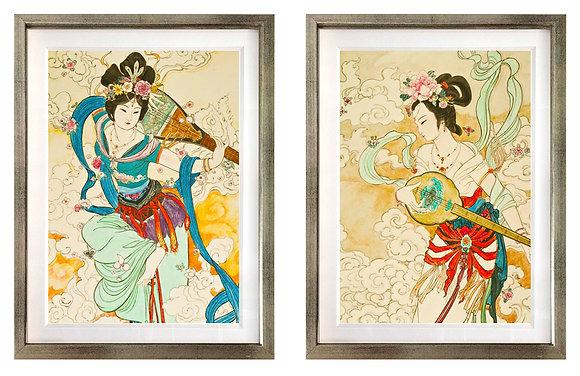 Chinas (2 diseños disponibles) / Desde 20.000 c/u
