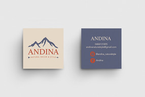 Logotipo Andina