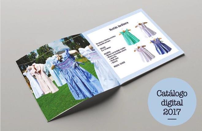 Catálogo para Coche Azul