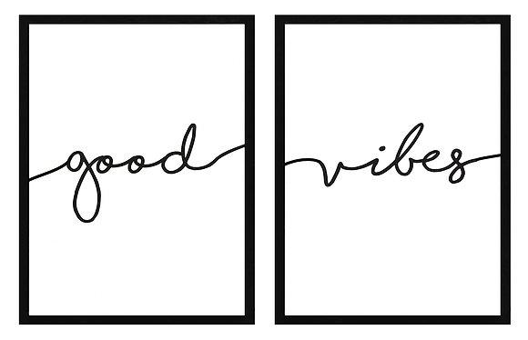 Good vibes / Desde 20.000 c/u