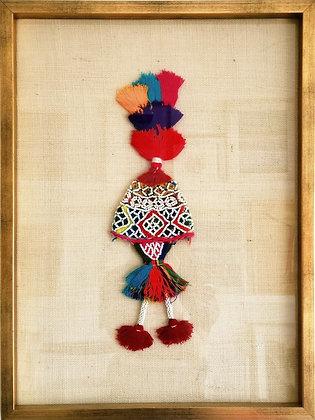 Chullo peruano I 45x60 cm