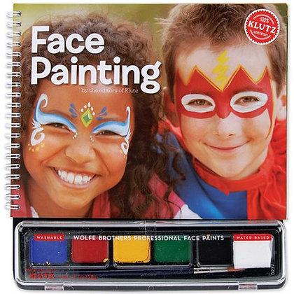 Face painting / Pinta caras