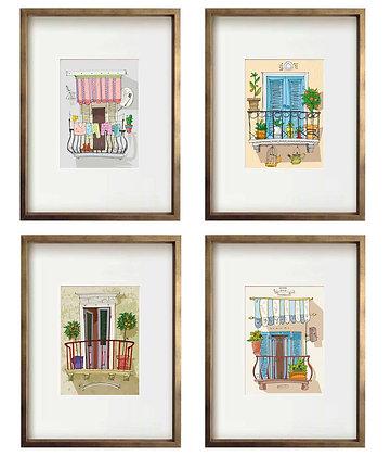 Balcones / 4 diseños disponibles / Desde 20.000 c/u