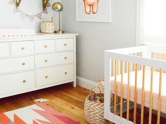 Cómo decorar habitaciones infantiles