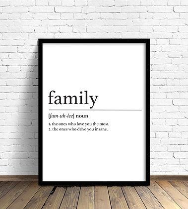 Family / Desde 25.000