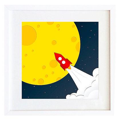 Cohete luna / Desde 20.000