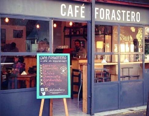 Café Forastero