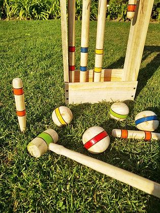 Juego de Croquet niño